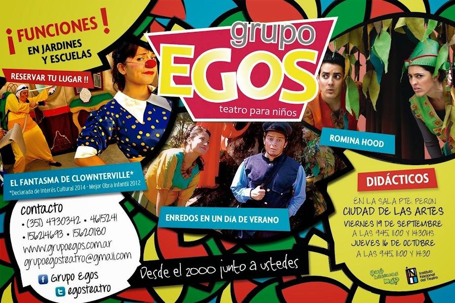 Grupo Egos teatro para niños