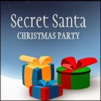 Palavras de Natal. Papai Noel Secreto.