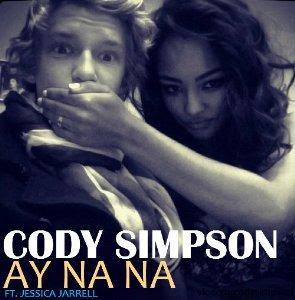 Cody Simpson - Ay Na Na (feat. Jessica Jarrell) Lyrics