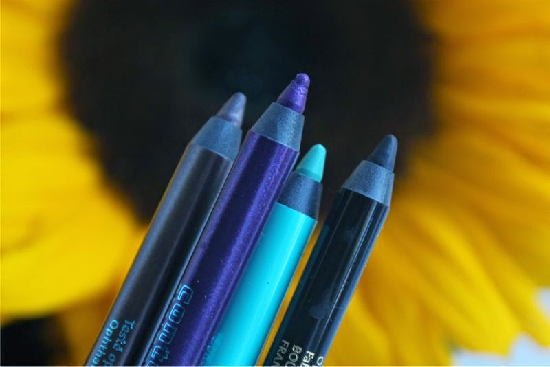 New Bourjois Contour Clubbing Waterproof Eyeliners Shades