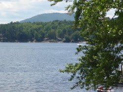 view of Schroon Lake