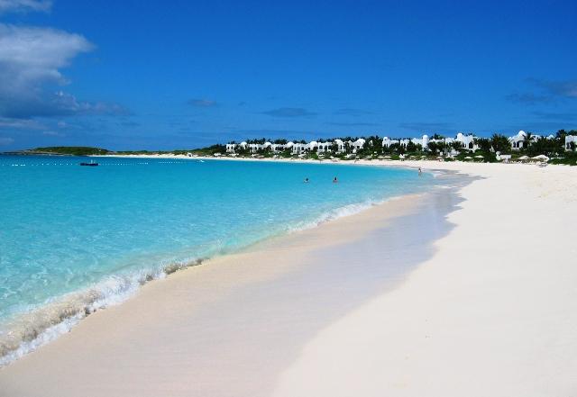 Pantai Paling Indah dan Mempesona - Pantai Anguilla