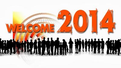 Kartu Ucapan Welcome 2014