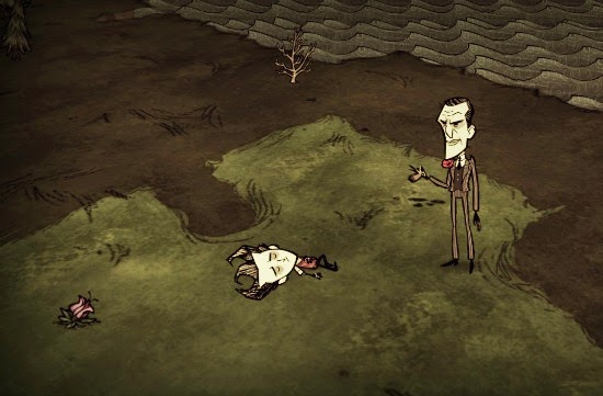 Don't Starve Wilson Maxwell