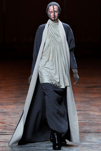 Rick Owens Autumn/winter 2012/13 Women's Collection
