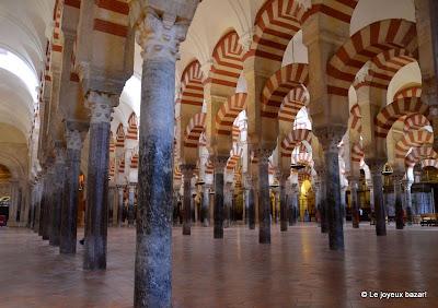 La Mezquita de Cordoue