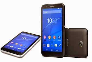 Harga Sony Xperia E4 Terbaru