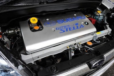 Двигатель Subaru Stella EV