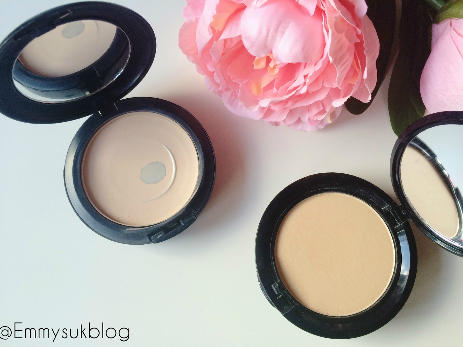 mac studio fix powder plus foundation dupe emmysbeautycave