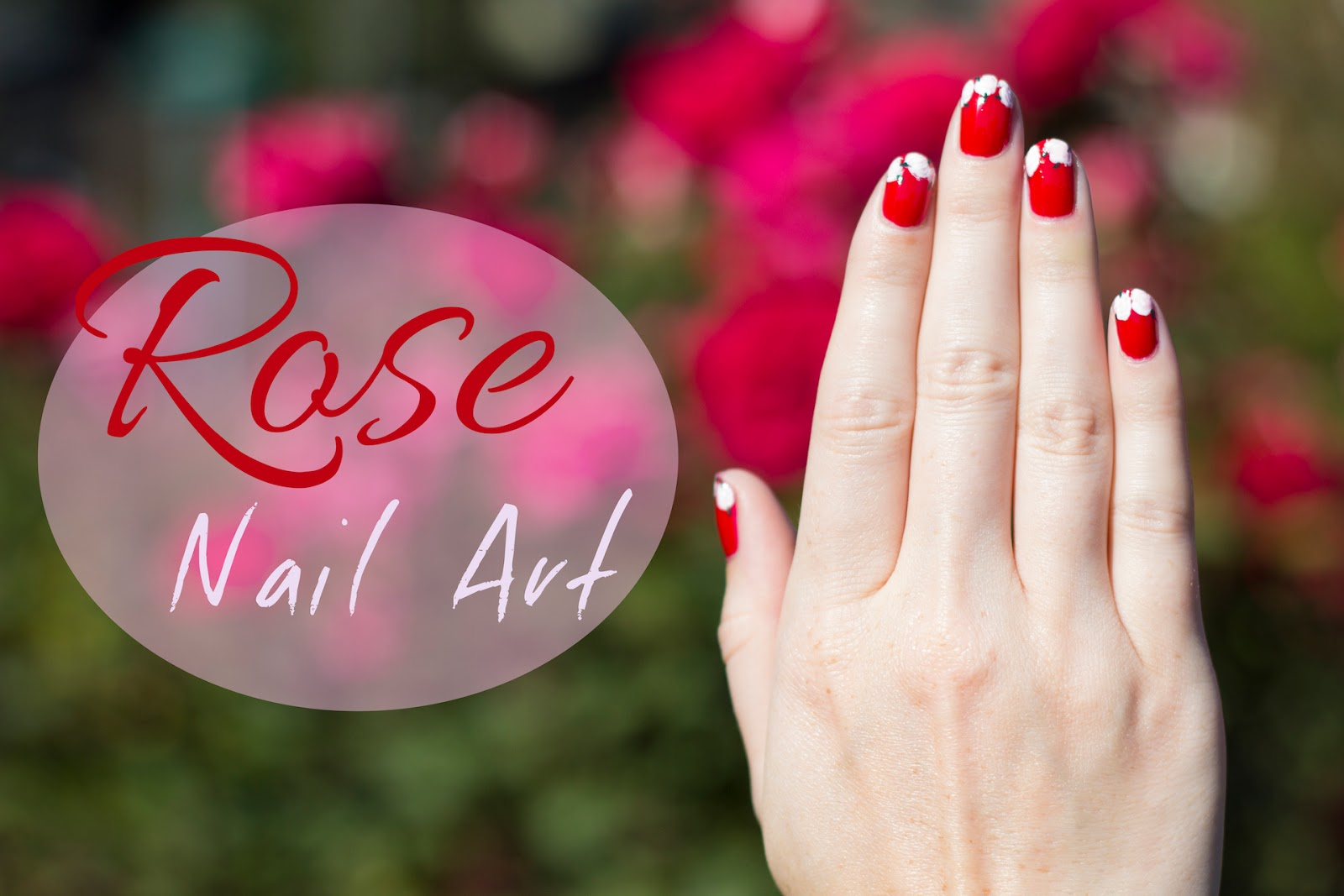 Rose City Nails: Rose City Nails First Video