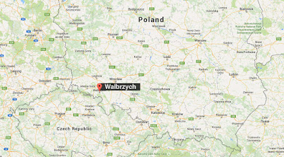 NAZI gold train found in poland