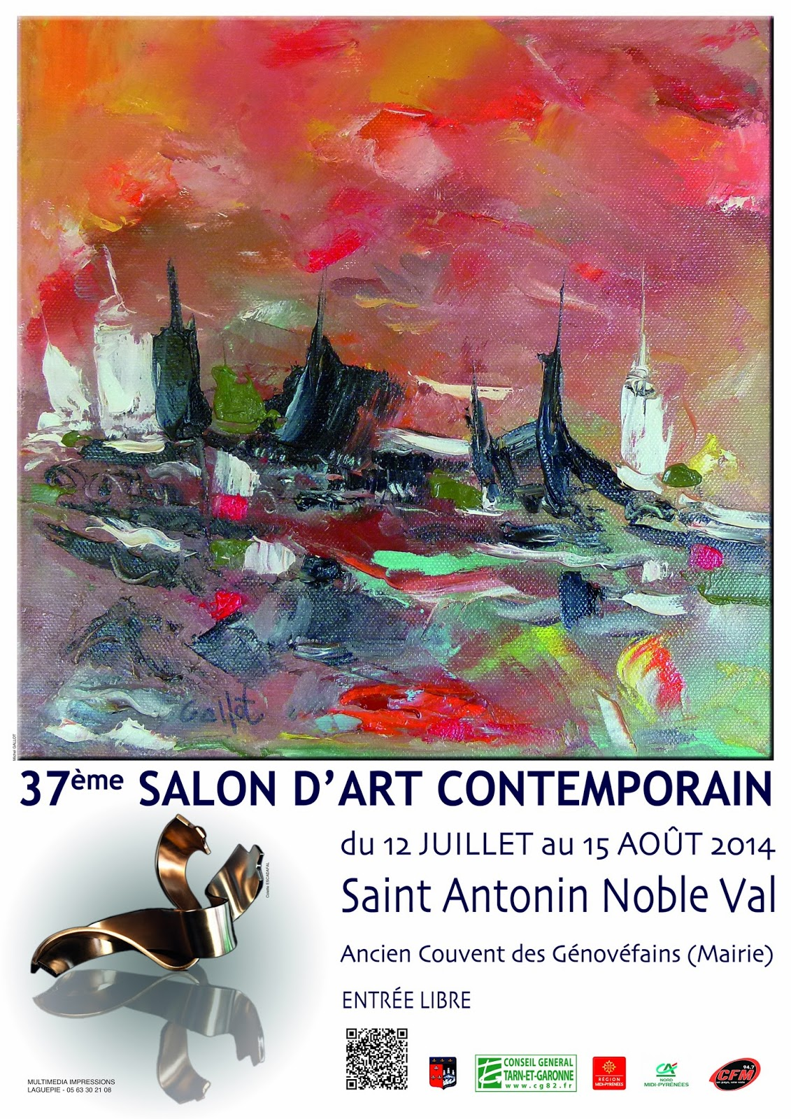 Th s e couleur art contemporain - Salon art contemporain ...