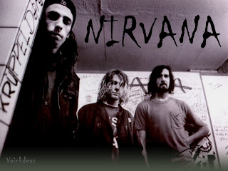 Nirvana in a subway station