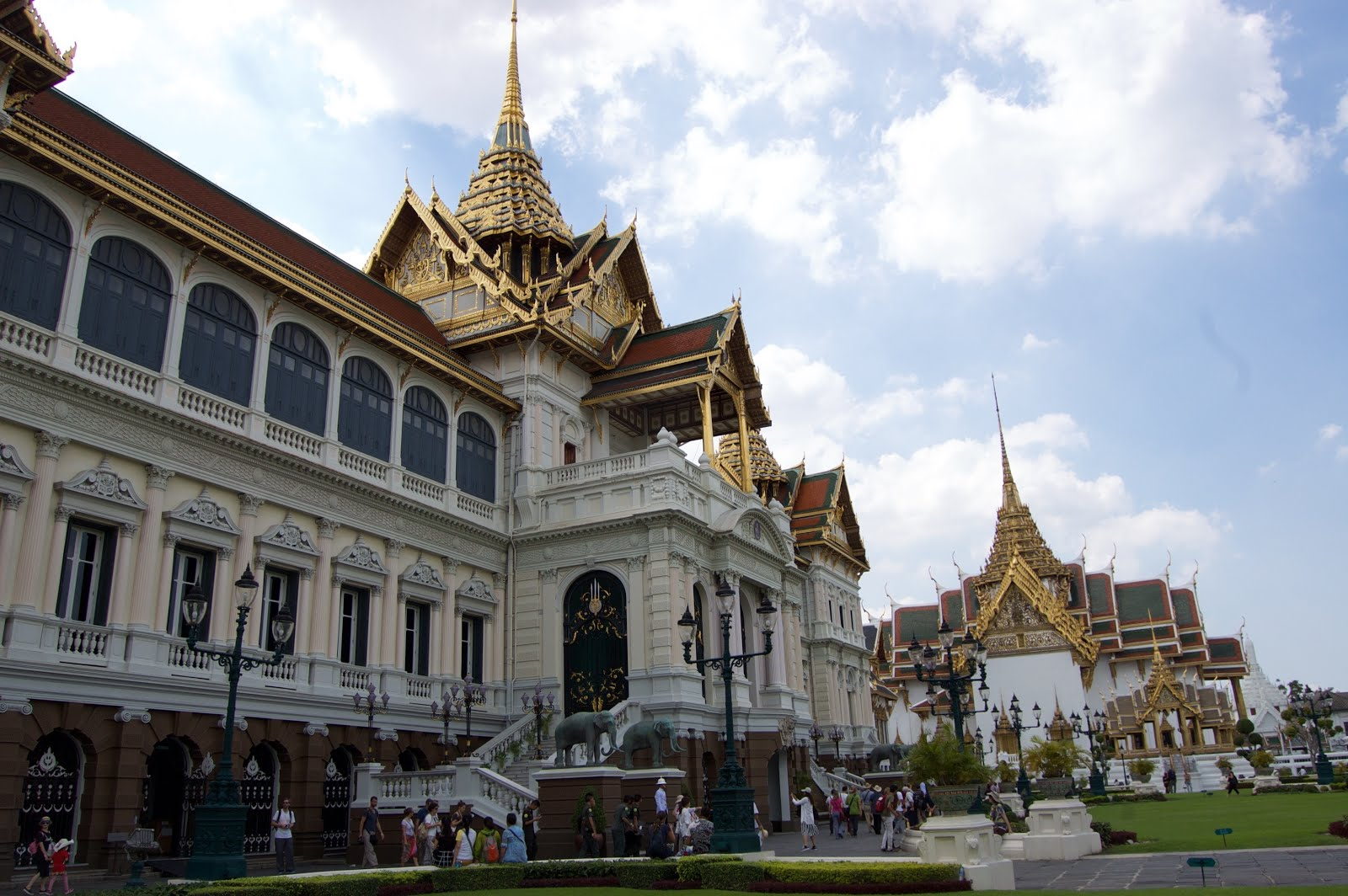 The Grand Palace! // 3 Days in Bangkok - A City Guide