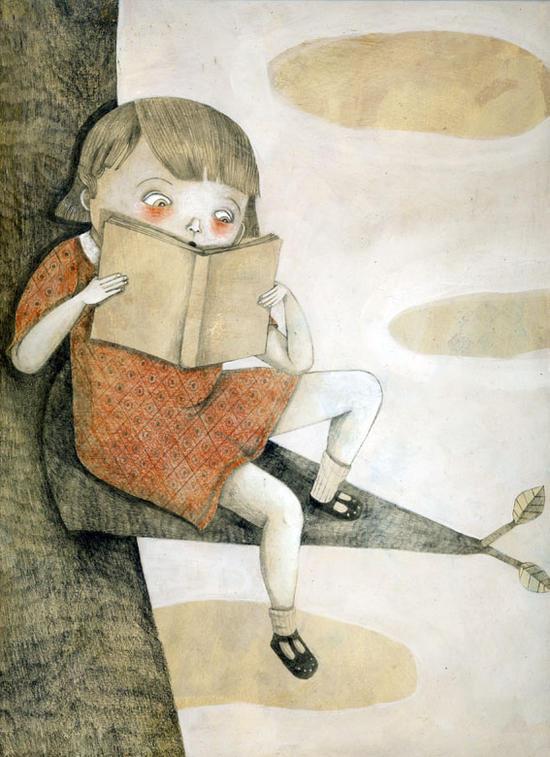 Bibliopeque- Alessandra Vitelli