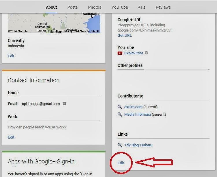 Cara Menampilkan Gambar Author Google+ di Hasil Pencarian