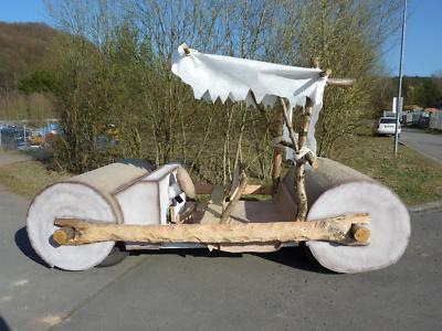 Mobil unik flintstones