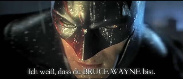 Trailer oficial de Batman: Arkham City, E3 2011