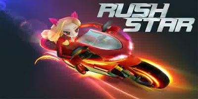 "Game Android ""Rush Star – Bike Adventure"""