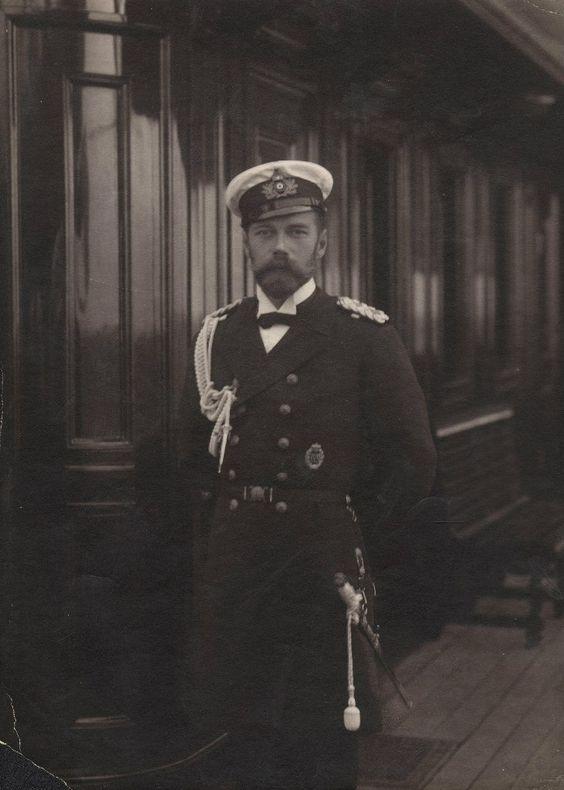 Nikolaj II Romanov
