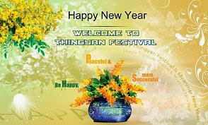 HAPPY NEW YEAR MYANMAR