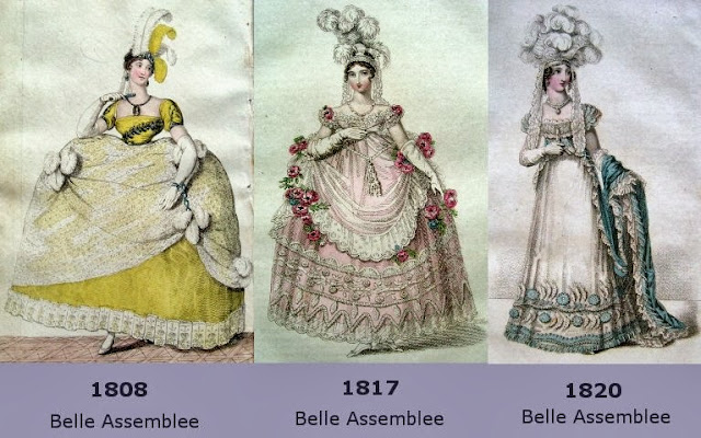 Regency Court Dress