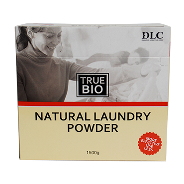DLC True‐Bio Natural Laundry Powder