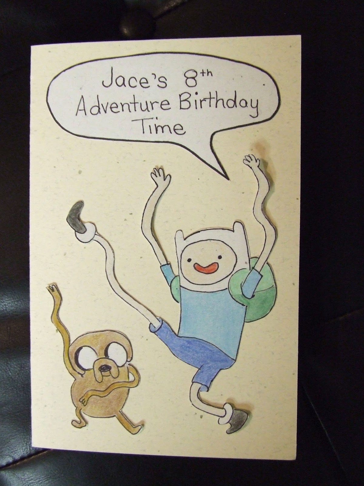 my inner need to create what time is it birthday time