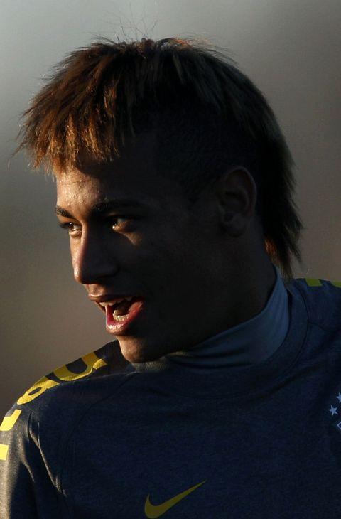 Neymar el mohicano del Futbol