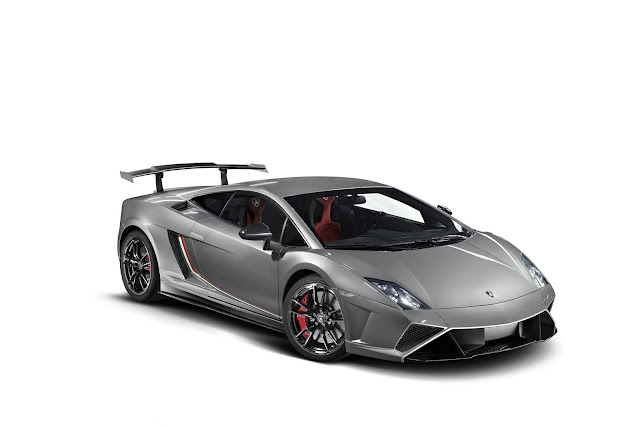 Lamborghini Gallardo, the LP 570-4 Squadra Corse: The Latest Lambo