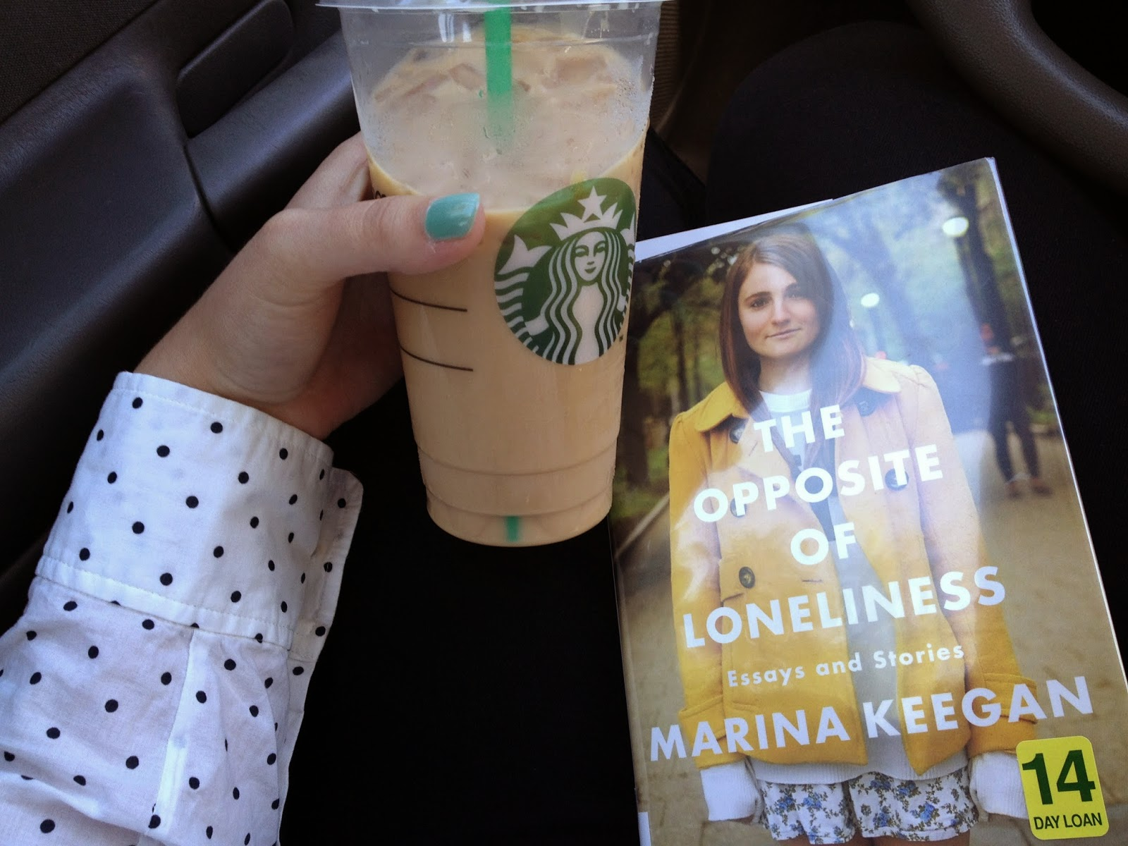 life according to sca things i m loving the opposite of loneliness by marina keegan
