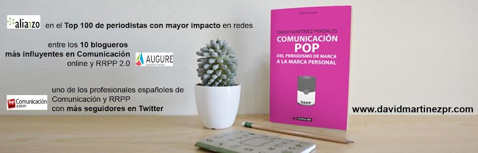 Comunicación POP: del periodismo de marca a la marca personal
