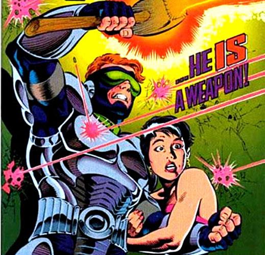 15 Superhero Terburuk di Dunia Komik: Gunfire