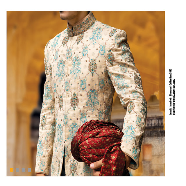 jjsw-440-fawn-sherwani-collection-2015-by-junaid-jamshed