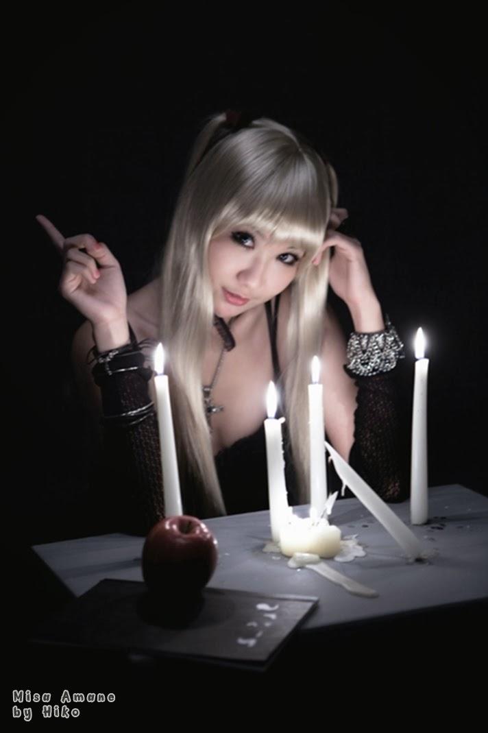 Misa Amane : Death Note