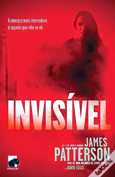 Invisível de James Patterson