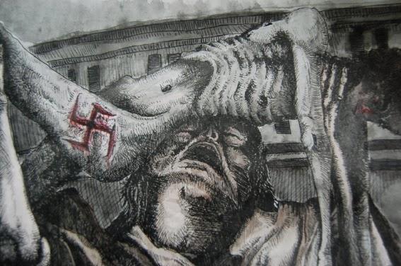 Ο φασισμός δεν τίθεται εκτος νόμου, αλλα εκτός κοινωνίας