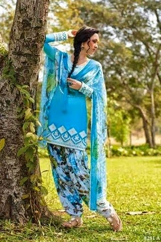Patiyala Shalwar Kameez Fashion