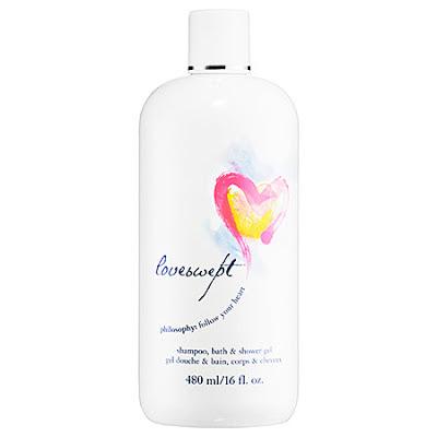BeautyChickBests, top 10 best beauty products of 2014, Philosophy Loveswept Shampoo Bath & Shower Gel, body wash