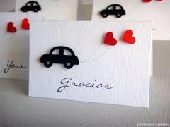 TARJETAS AGRADECIMIENTO / THANK YOU CARDS