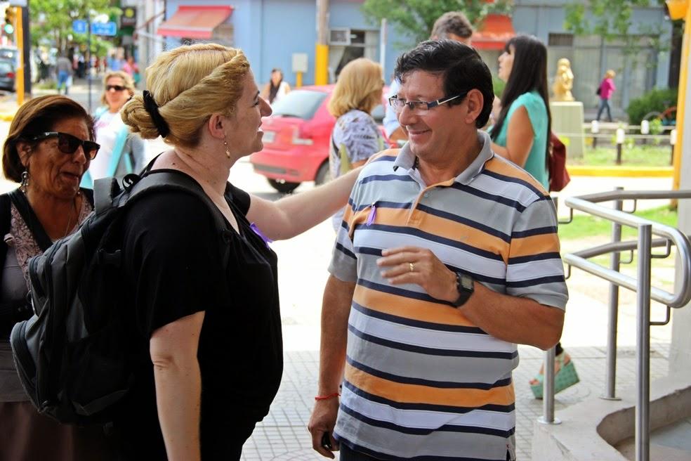 El municipio promueve la eliminación de la violencia contra la mujer