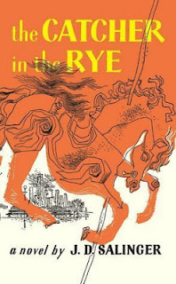 The Catcher in the Rye J.D. Salinger cover