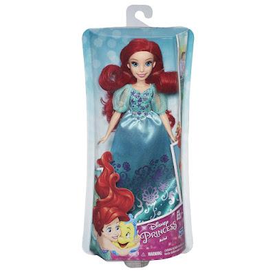 TOYS : JUGUETES - PRINCESAS DISNEY Ariel : La Sirenita| Muñeca - Doll Nueva Colección 2016 | Hasbro B5285 | A partir de 3 años Comprar en Amazon España & buy Amazon España
