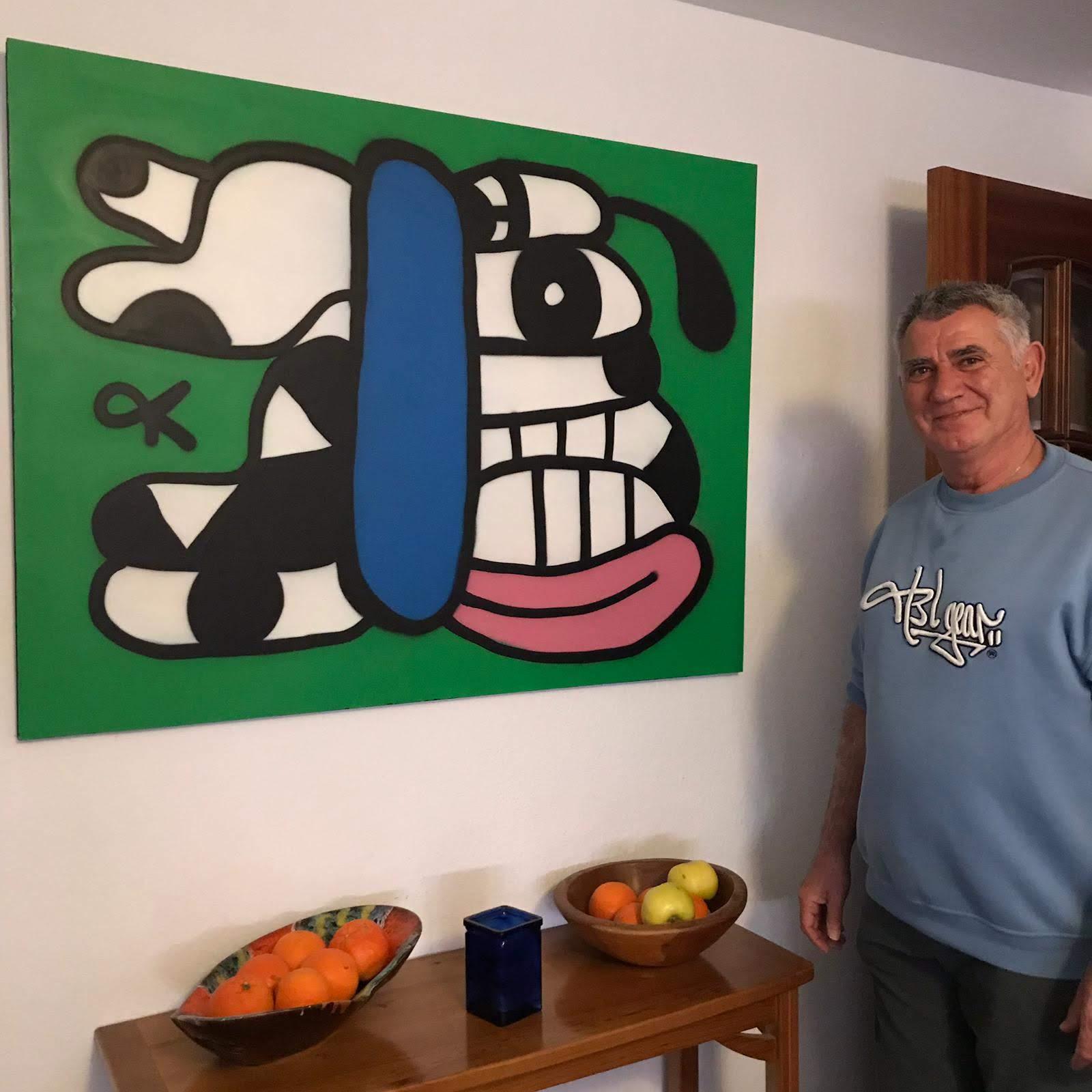 Exposición  Pablo Kiran