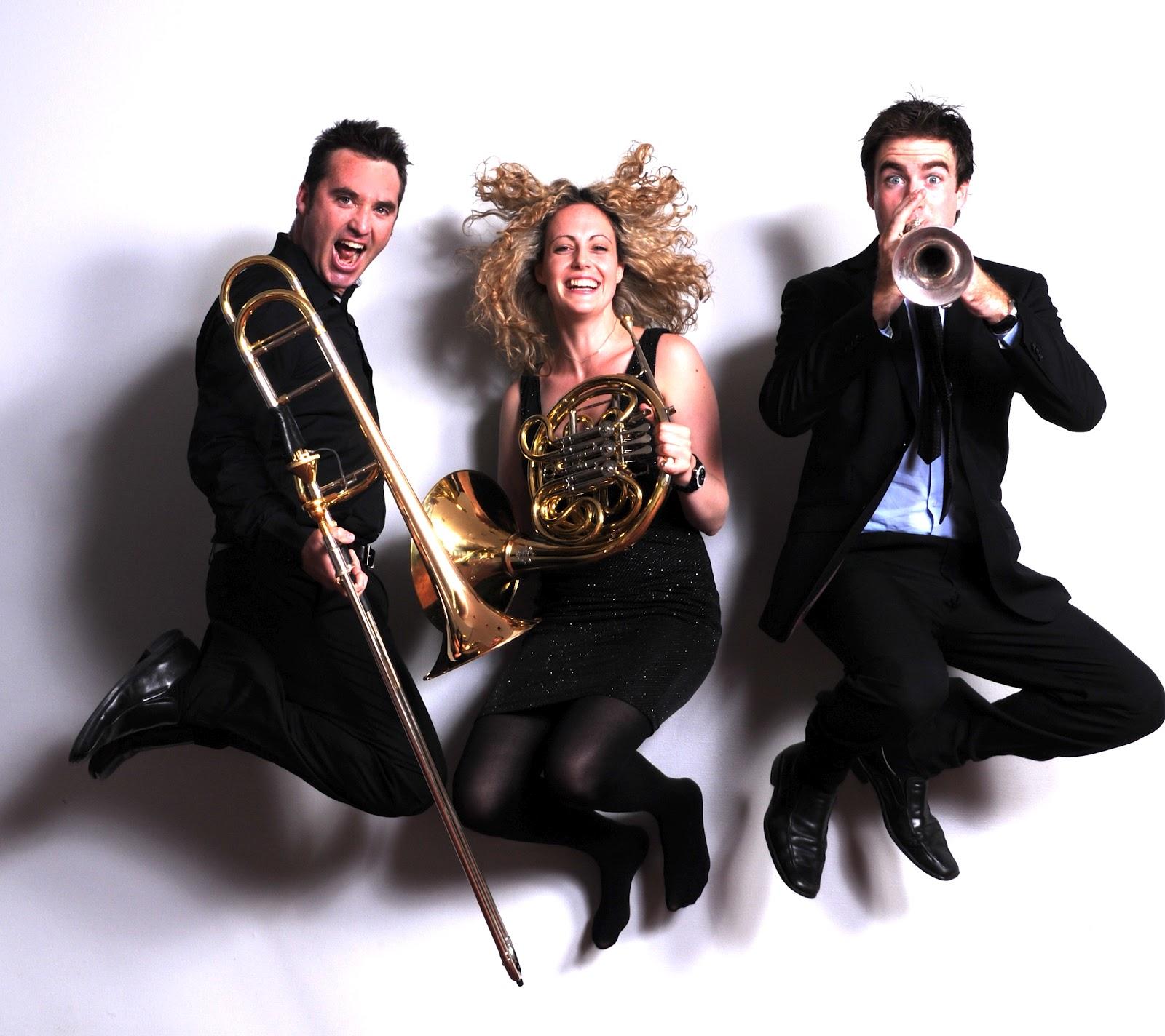 Auckland Wedding Music Ace Brass Trio
