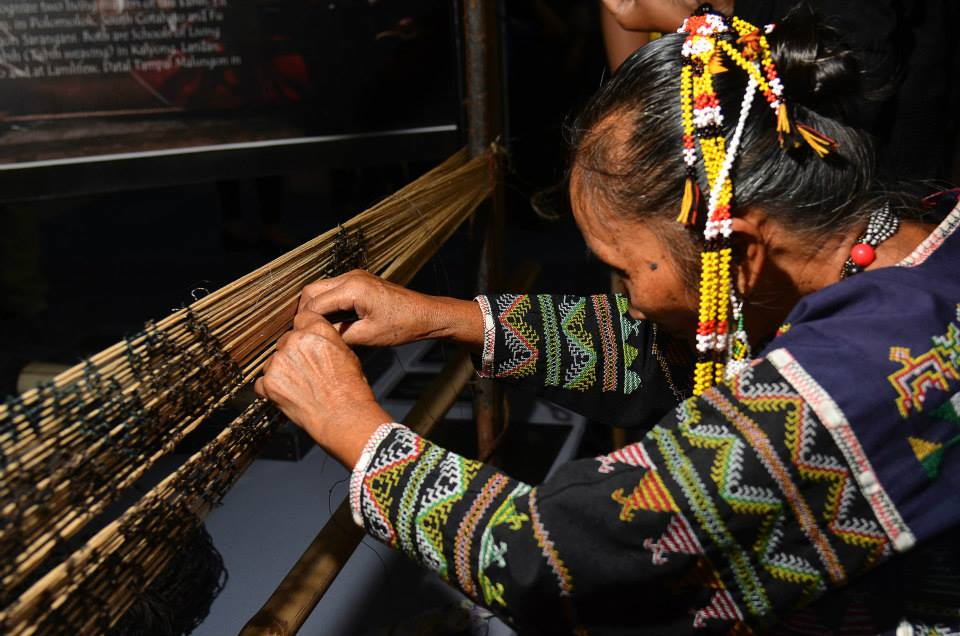 Mabal Blaan:Weaving the Threads of Heritage exhibit