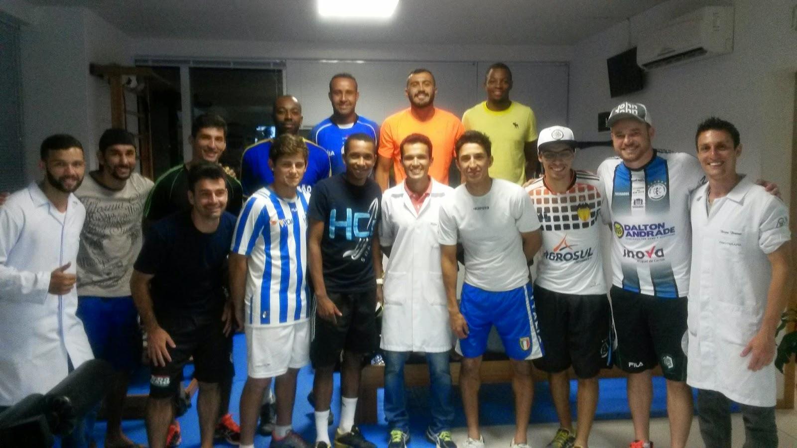 Grêmio Cachoeira começa as atividades de 2015