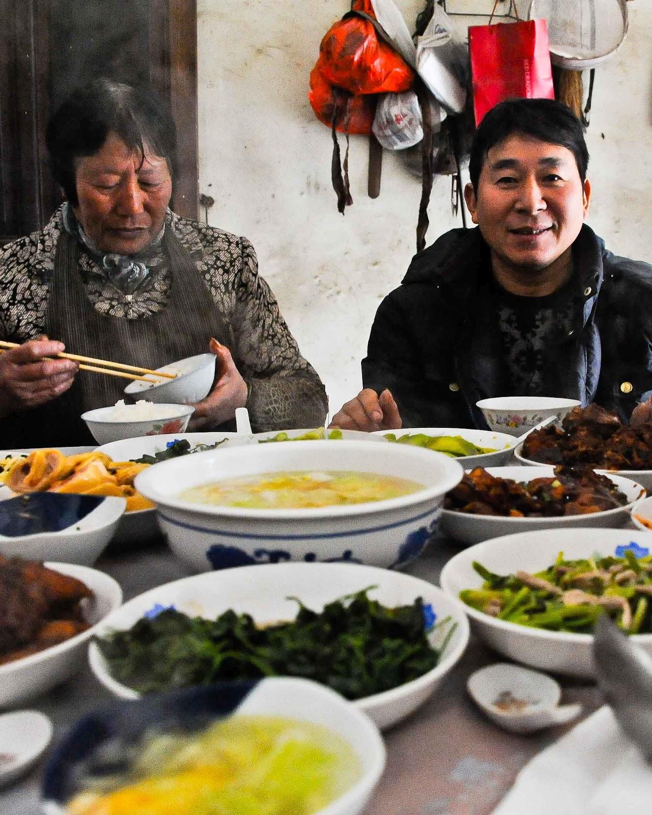 Life On Nanchang Lu Taming The Kitchen Dragon Farm Style
