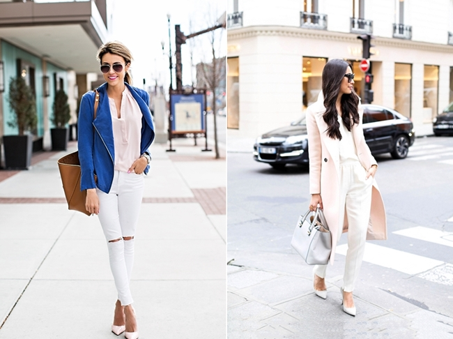 Hello Fashion, Blue Jacket, With Love from Kat, Pastell Look, Candy Colours