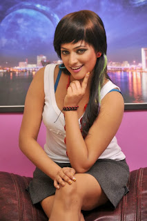 Haripriya in Spicy Skirt and Tank Top for movie Galata Stunning Pics